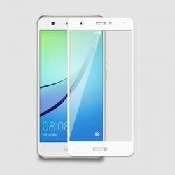 Защитное стекло для Huawei Nova (3D Fiber 3948) (белый)