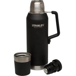 Термос Stanley Master 1.3л (черный)