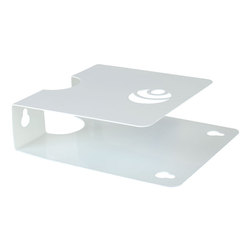 Полка для DVD и AV-техники KROMAX S-MONOw (белый)