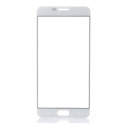 Защитное стекло для Samsung Galaxy A7 2017 (Onext 41234) (белая рамка)