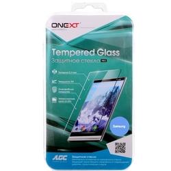 Защитное стекло для Samsung Galaxy A5 2017 (Onext 41232) (белая рамка)