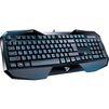 QCYBER PHANTOM Black USB - Мыши и КлавиатурыМыши и Клавиатуры<br>Игровая проводная клавиатура, USB, 104 клавиши, подсветка, водонепроницаемый корпус.<br>