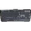 QCYBER TEHNIC Black USB - Мыши и КлавиатурыМыши и Клавиатуры<br>Игровая проводная клавиатура, USB, 104 клавиши, подсветка, водонепроницаемый корпус.<br>