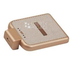 Внешний аккумулятор microUSB 2200mA (WUW 0L-00030381) (золотистый)