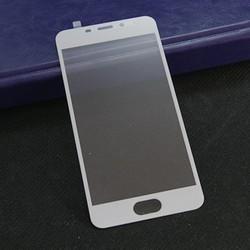 Защитное стекло для Meizu U10 (3D Fiber 3952) (белый)