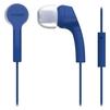 Koss KEB9i (синий) - НаушникиНаушники<br>Наушники с микрофоном, вставные (затычки), закрытые, импеданс 16 Ом, кабель 1.2 м.<br>