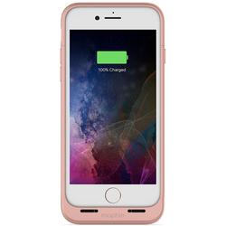 Чехол-аккумулятор для Apple iPhone 7 (Mophie Juice Pack Air 3969) (розово-золотистый)