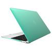 Чехол-накладка для Apple Macbook 12 (Novelty Electronics Transparent Hard Shell Case) (светло-зеленый) - Чехол для ноутбукаЧехлы для ноутбуков<br>Чехол-накладка для защиты внешней поверхности ноутбука от повреждений, не препятствует доступу к портам, экрану, клавиатуре и камере.<br>