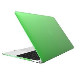 Чехол-накладка для Apple Macbook 12 (Novelty Electronics Laptop Case) (зеленый)