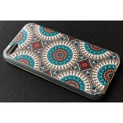 Силиконовый чехол-накладка для Apple iPhone 5, 5S, SE (iBox Fashion YT000009506) (дизайн №100)