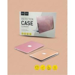 Чехол-накладка для Apple Macbook Retina 13.3 (HOCO Defender series Oil) (золотистый)