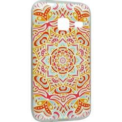 Силиконовый чехол-накладка для Samsung Galaxy J1 mini 2016 (iBox Fashion YT000009370) (дизайн №116)