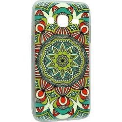 Силиконовый чехол-накладка для Samsung Galaxy J3 2016 (iBox Fashion YT000009380) (дизайн №56)