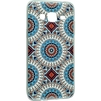Силиконовый чехол-накладка для Samsung Galaxy J5 2016 (iBox Fashion YT000009387) (дизайн №100) - Чехол для телефонаЧехлы для мобильных телефонов<br>Чехол плотно облегает корпус и гарантирует надежную защиту от царапин и потертостей.<br>