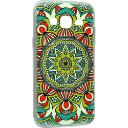 Силиконовый чехол-накладка для Samsung Galaxy J5 2016 (iBox Fashion YT000009386) (дизайн №56)
