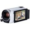 Canon LEGRIA HF R806 (белый) - ВидеокамераВидеокамеры<br>Видеокамера с 32x зумом, запись видео Full HD 1080p на карты памяти, матрица 3.28 МП, карты памяти SD, SDHC, SDXC, оптический стабилизатор изображения, до 3.15 ч работы от аккумулятора.<br>