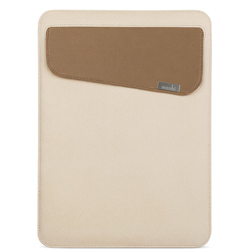 "Чехол для ноутбука Apple MacBook 13"" (Moshi 99MO034715) (бежевый)"