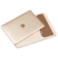 "Чехол для ноутбука Apple MacBook Air Retina 12"" (Moshi 99MO034714) (бежевый)"