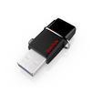 SanDisk Ultra Android Dual Drive OTG 256GB (SDDD2-256G-GAM46) (черный) - USB Flash driveUSB Flash drive<br>Флэш-накопитель объемом 256Гб, интерфейс USB 3.0/microUSB, выдвижной разъем, поддержка OTG.<br>