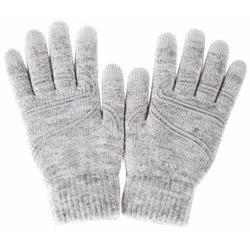 Перчатки для сенсорных экранов (5 пальцев, размер M/S) (Moshi 99MO065011) (серый)