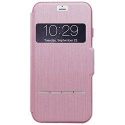 Чехол для Apple iPhone 6 Plus, 6S Plus (Moshi SenseCover 99MO072005) (розовый)