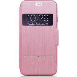 Чехол для Apple iPhone 7 (Moshi SenseCover 99MO072307) (розовый)
