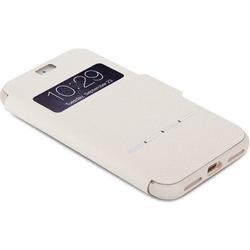 Чехол для Apple iPhone 7 (Moshi SenseCover 99MO072103) (белый)