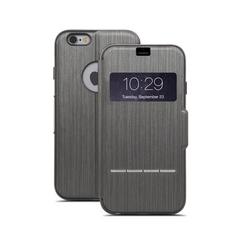 Чехол для Apple iPhone 6 Plus (Moshi SenseCover 99MO072304) (черный)