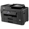 Brother MFC-J3930DW - Принтер, МФУПринтеры и МФУ<br>Brother MFC-J3930DW - МФУ, принтер/сканер/копир/факс, A3, печать: струйная цветная, двусторонняя, 35 стр/мин ч/б, 27 стр/мин цв., 4800x1200 dpi, подача: 500л, вывод: 50л, память: 256 Мб, Ethernet RJ-45, USB, Wi-Fi, NFC, ЖК-дисплей.<br>