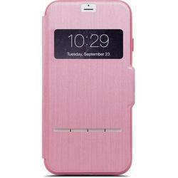 Чехол для Apple iPhone 7 Plus (Moshi SenseCover 99MO072308) (розовый)