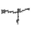 Arm Media LCD-T15 (черный) - Кронштейн для монитораКронштейны для мониторов<br>Кронштейн для монитора, размер экрана: 15-32, вращение: 360°, максимальная нагрузка: 3x10 кг.<br>
