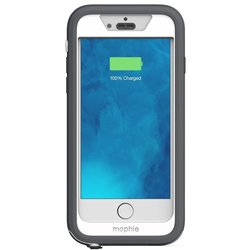 Чехол-аккумулятор для Apple iPhone 6, 6S (Mophie Juice Pack H2PRO 3105) (белый)