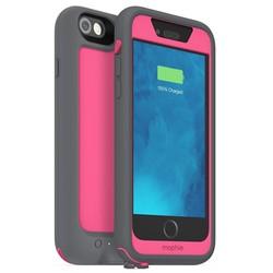 Чехол-аккумулятор для Apple iPhone 6, 6S (Mophie Juice Pack H2PRO 3104) (розовый)