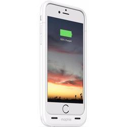 Чехол-аккумулятор для Apple iPhone 6 Plus (Mophie Juice Pack 3251) (белый)