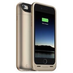 Чехол-аккумулятор для Apple iPhone 6 (Mophie Juice Pack Plus 3166) (золотистый)