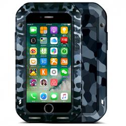 Чехол для Apple iPhone 7 (Love Mei Camo Series 872870) (City)