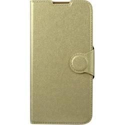 Чехол-книжка для LG G4s (Red Line Book Type YT000007938) (лазерная фактура, золотистый)