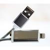 Кабель-переходник Lightning, 3.5mm Jack F-USB (Telecom TA12858-GR) (серый) Bulk - Usb, hdmi кабельUSB-, HDMI-кабели, переходники<br>Кабель-переходник, разъемы Lightning, 3.5mm Jack F и USB интерфейс для зарядки, длина 1м.<br>