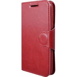 Чехол-книжка для ZTE Blade A210 (Red Line Book Type YT000008985) (красный)