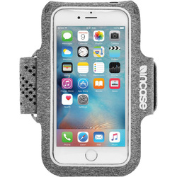 Спортивный чехол на руку для Apple iPhone 5, 5s, SE (Incase Active Armband INOM100110-HGY) (серый)