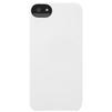 Чехол для Apple iPhone 5 (Incase Snap Case CL69080) (белый) - Чехол для телефонаЧехлы для мобильных телефонов<br>Надежная защита, выполнен из качественного пластика, все системные разъемы и функции телефона остаются доступными.<br>