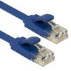 Патч-корд 2хRJ-45 кат.5e 0.3м (Greenconnect GCR-LNC111-0.3m) (синий) - КабельСетевые аксессуары<br>Для подключения к интернету на высокой скорости.<br>