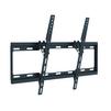 Ultramounts UM834T (черный) - Подставка, кронштейнПодставки и кронштейны<br>Для использования с телевизорами диагональю 37-70, весом до 35 кг. Возможен наклон до 14 градусов. Расстояние телевизора от стены 25мм. VESA 200X200, 400x200, 300x300, 400x400, 600x400.<br>