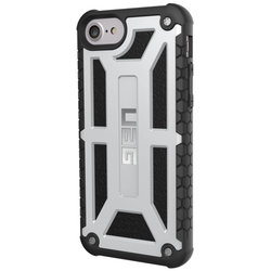 Чехол для Apple iPhone 6, 6s, 7 (Urban Armor Gear Monarch) (светло-серый)