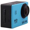 SJCAM SJ4000 (синий) - ВидеокамераВидеокамеры<br>Flash, Full HD 1080p, 1CMOS, фоторежим, zoom 4x, 59x29x41 мм, 44 г.<br>