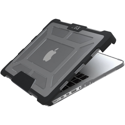 "Чехол-накладка для Apple MacBook Pro 13"" with Retina display (Urban Armor Gear Ash) (серый)"