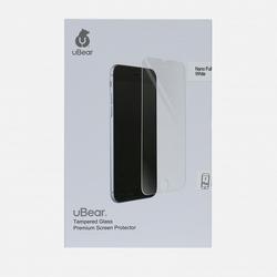Защитное стекло для Apple iPhone 7 (uBear Nano Full Cover GL09WH03-I7) (белый)