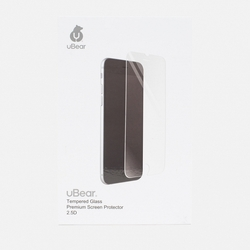 Защитное стекло для Apple iPhone 6 Plus, 6S Plus (uBear GL03CL03-I6P) (белый)