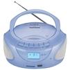 TELEFUNKEN TF-CSRP3490B (синий) - МагнитолаМагнитолы<br>CD, тюнер, лин. вход, USB, SD, MP3.<br>