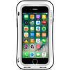 Чехол для Apple iPhone 7 (Love Mei Powerful Small Waist Upgrade Version 859571) (белый) - Чехол для телефонаЧехлы для мобильных телефонов<br>Противоударный пыле- и влагозащищенный чехол с защитой экрана гарантирует непревзойденную защиту смартфона от последствий падений, сколов, царапин, пыли и брызг.<br>